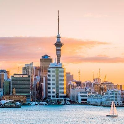 Auckland Air New Zealand