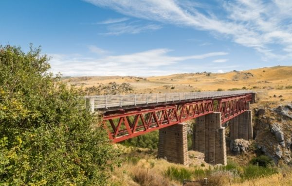 Cycle the Otago Rail Trail